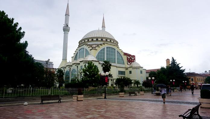 İşkodra Ebu Bekir Camii