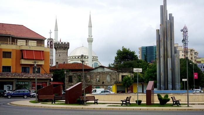 İşkodra Şehir Merkezi