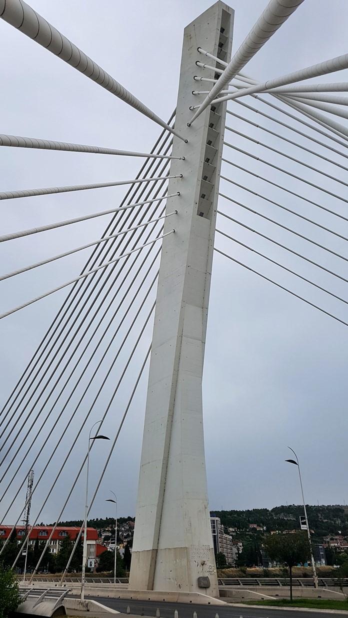Milenyum Köprüsü, Podgorica