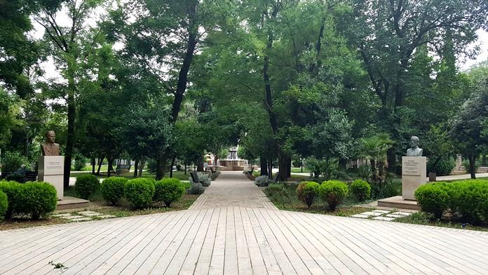 Kral Parkı, Podgorica
