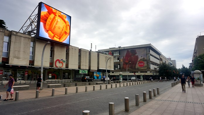 Podgorica Şehir Merkezi