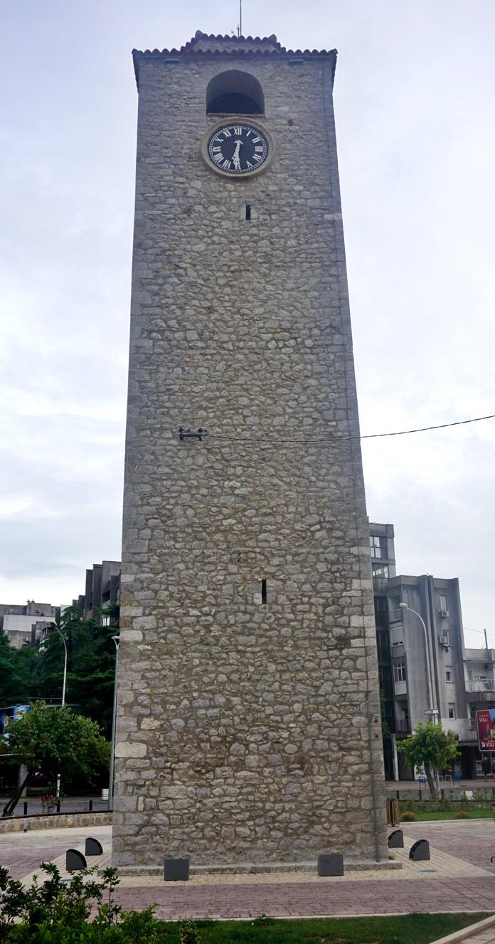 Saat Kulesi, Podgorica