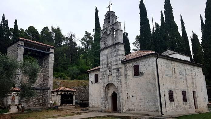 Podgorica Gezilecek Yerler: St. George Kilisesi, Podgorica
