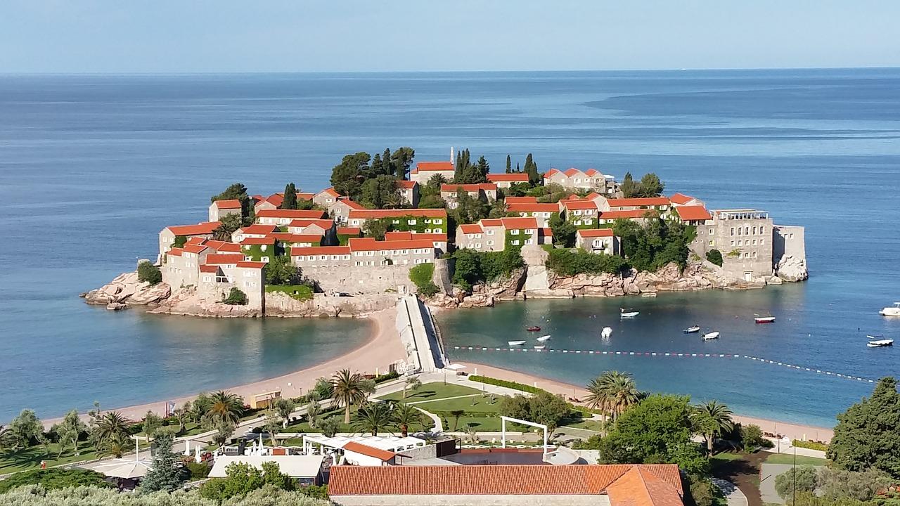 Sveti Stefan Adası, Budva