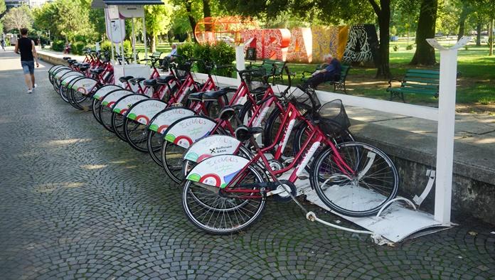 Tiran Bisiklet Kiralama
