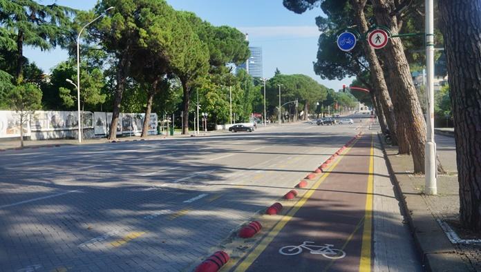 Tiran Bisiklet Yolu