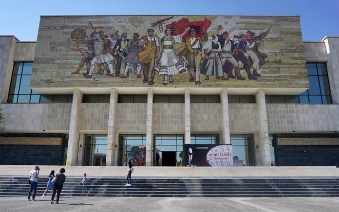 Arnavutluk Ulusal Tarih Müzesi, Tiran
