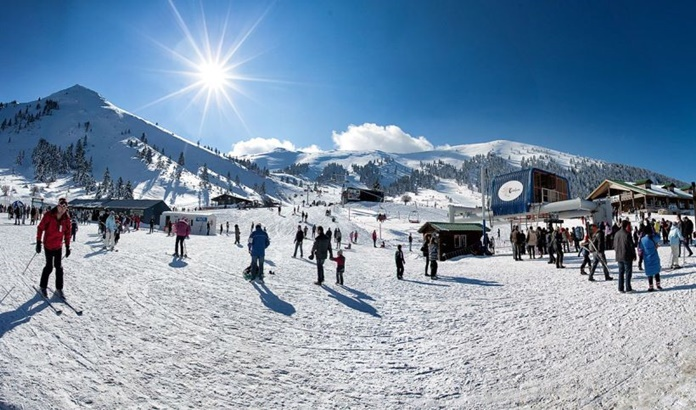 Mora Yarımadası Kayak Merkezi