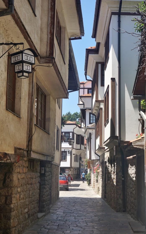 Ohri Eski Kent Evleri