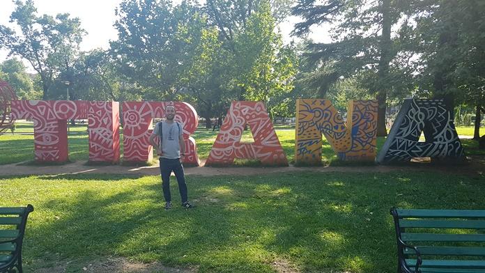 Rinia Park Yeri, Tiran