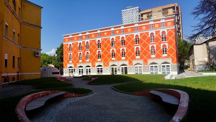 Bunkart Müzesi, Tiran