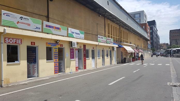 Tiran Otobüs Terminali