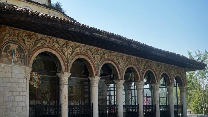 Tiran'da Osmanlı Camisi
