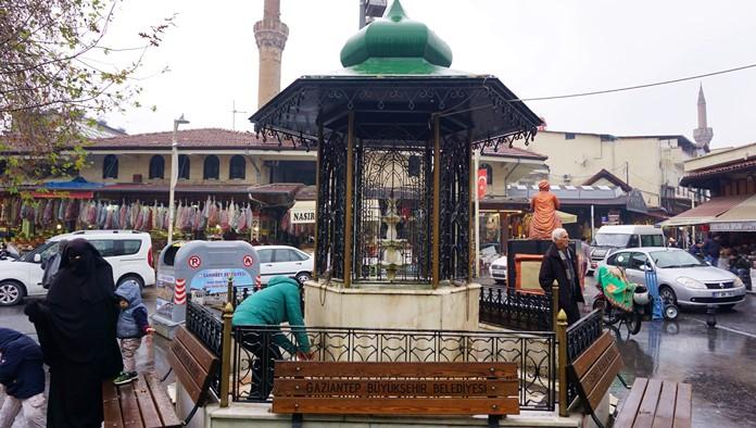 Ahi Evran Meydanı, Gaziantep