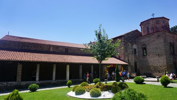 Ayasofya Kilisesi, Ohri