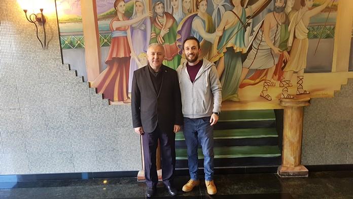 Ayıntap Otel Müdürü: Salih Mumcuoğlu