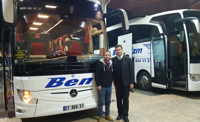 Ben Turizm, Mehmet Özkeleş