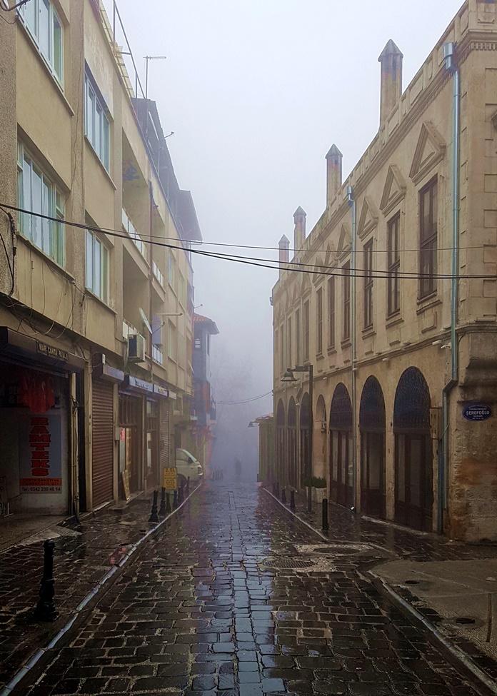 Eski Gaziantep Sokakları