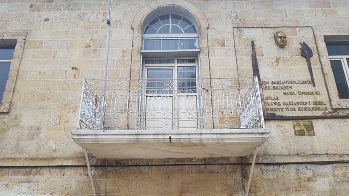 Atatürk Balkon Konuşması, Gaziantep