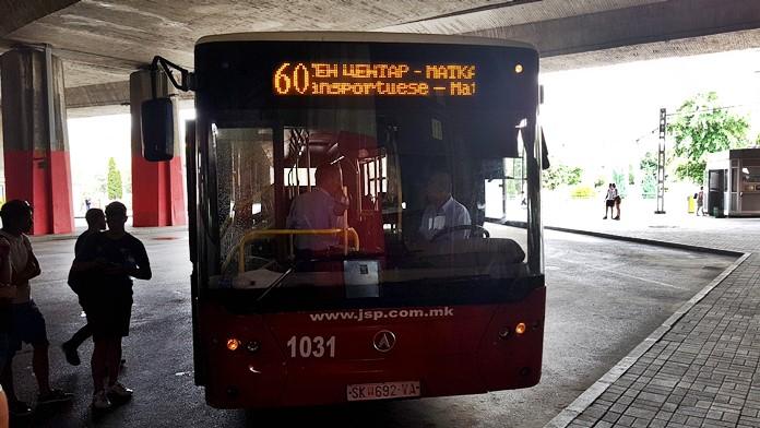 Matka Kanyonu Otobüsleri