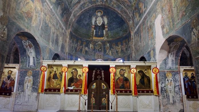 Ayasofya Kilisesi Freskleri, Ohri