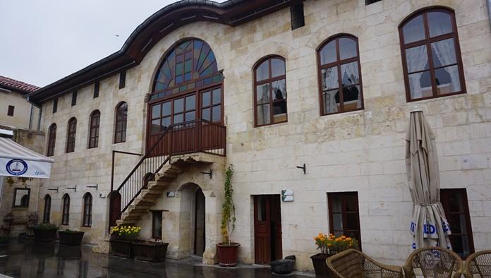 Şehbal Hanım Konağı, Gaziantep