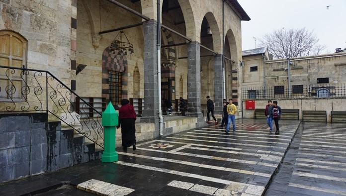 Şıh Cami, Gaziantep