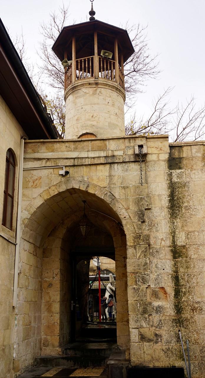 Tekke Camii, Gaziantep