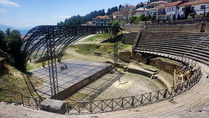 Ohri Antik Tiyatro
