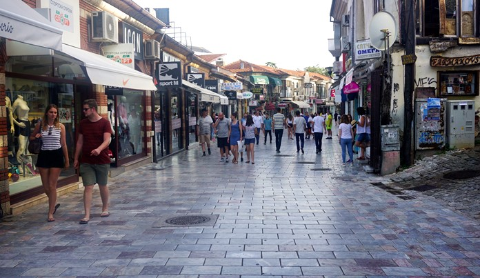 Ohri Eski Kent Çarşısı