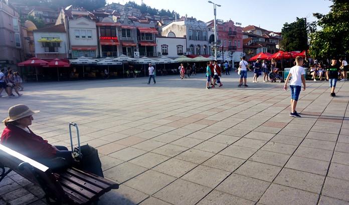 Ohri Eski Kent Meydanı