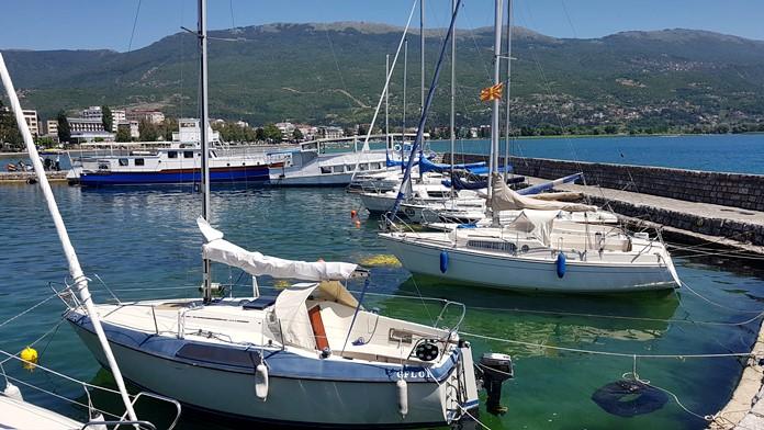 Ohri Yat Limanı