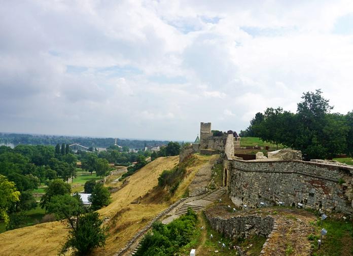 Belgrad Kalesi ve Kalemegdan Parkı
