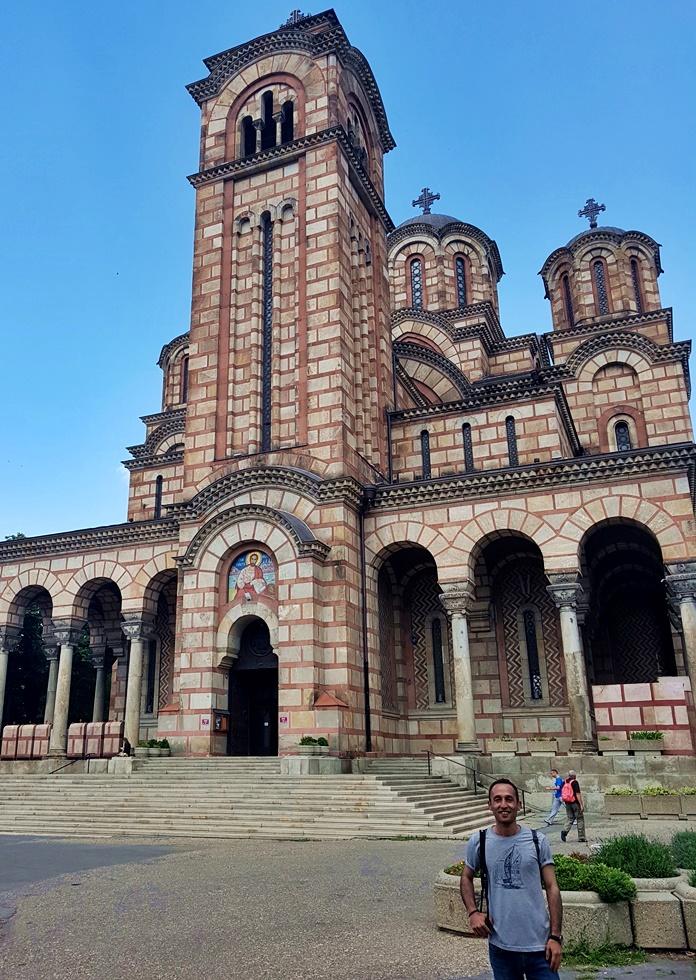 Marcus Kilisesi, Belgrad