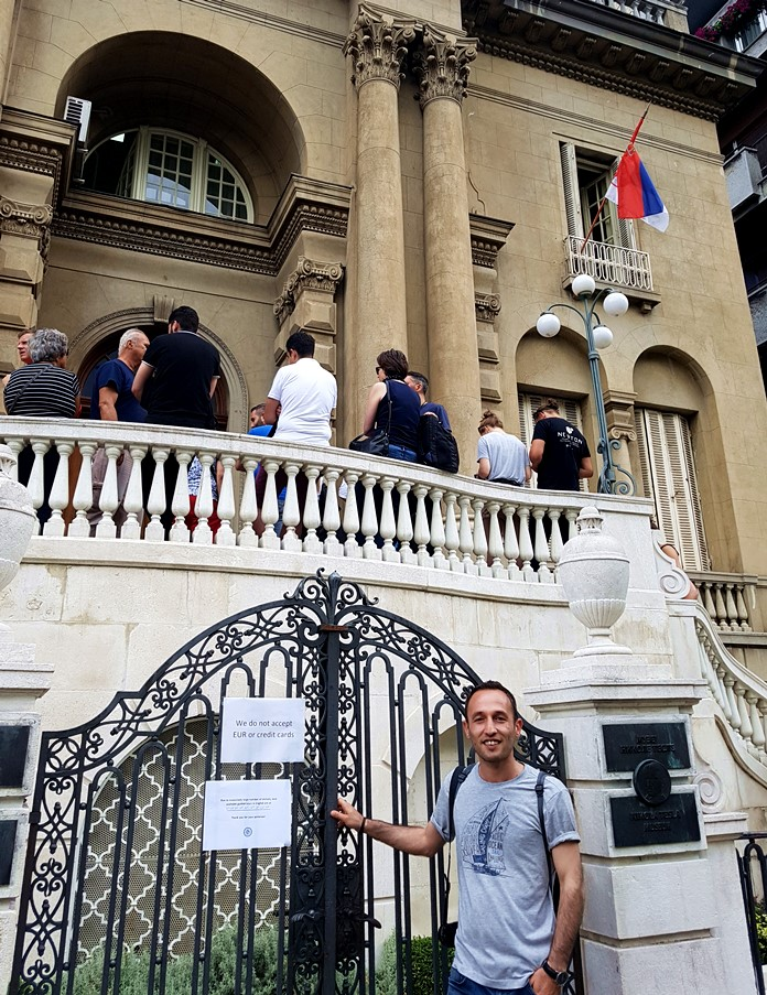 Belgrad müzeleri