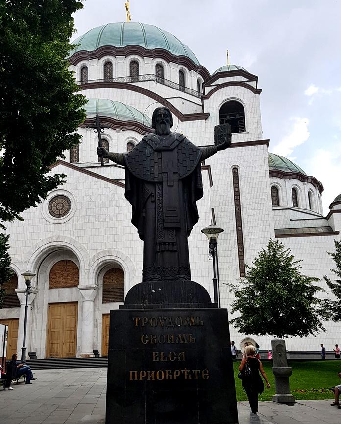 Sava Katedrali, Belgrad