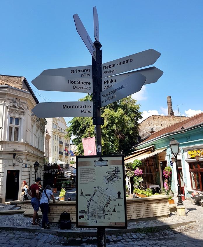 Belgrad'ın Bohem Mahallesi: Skadarlija