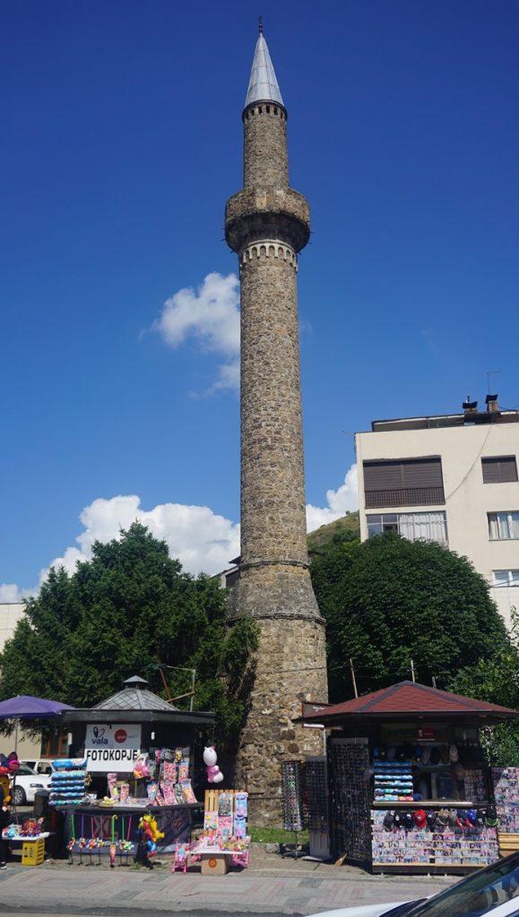 Arasta Camii Minaresi, Prizren