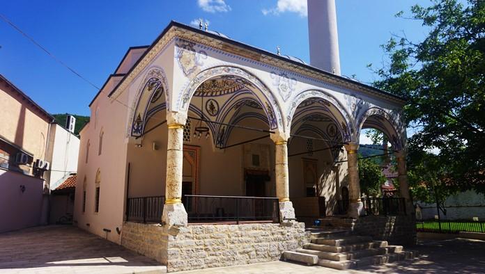 Gazi Mehmet Paşa Camii, Prizren