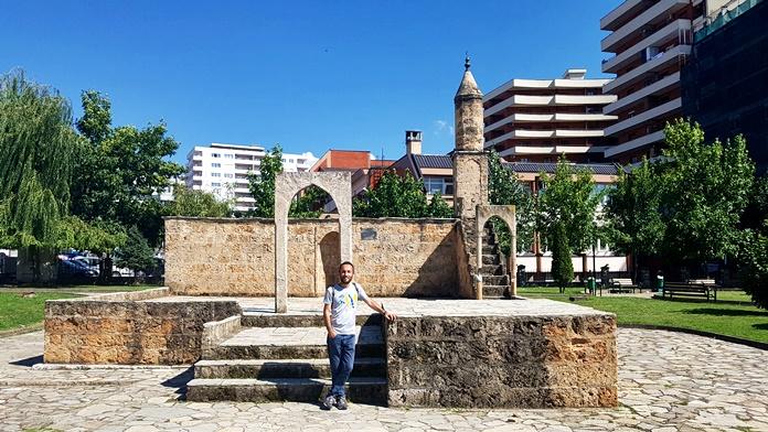 Kırık Camii (Namazgah)