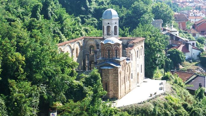 Kutsal Kurtarıcı Kilisesi, Prizren