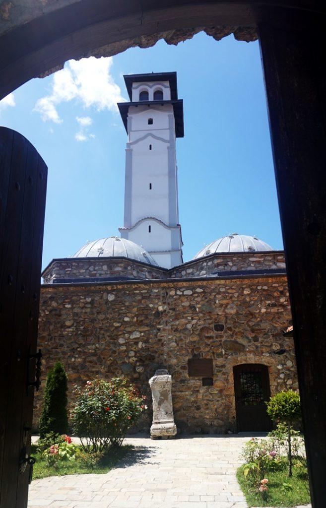 Prizren Arkeoloji Müzesi ve Saat Kulesi