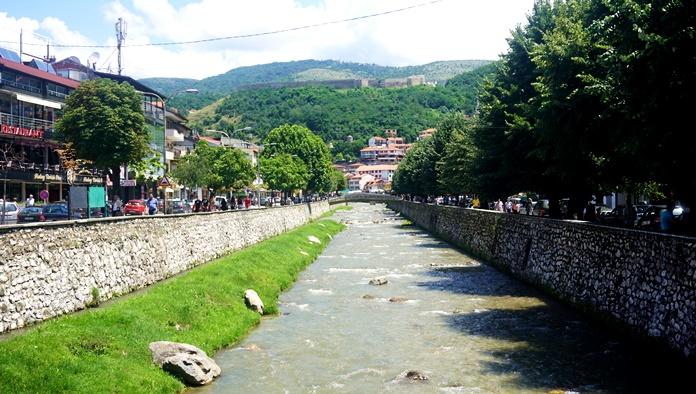 Bisrtiça (Akdere) Nehri, Prizren