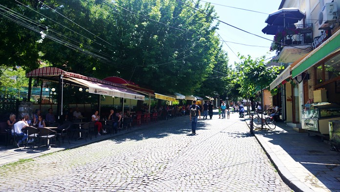 Şadırvan Caddesi, Prizren