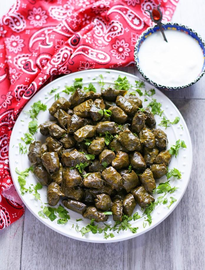 Azerbaycan Yemekleri: Dolma