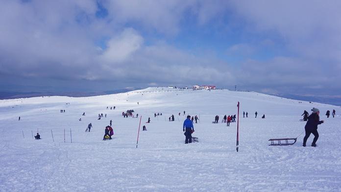 kayak merkezleri hava tahminleri