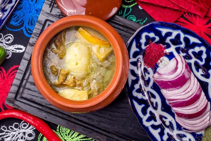 Azerbaycan Yemekleri: Piti
