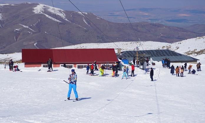 turkiye kayak merkezleri hava durumu